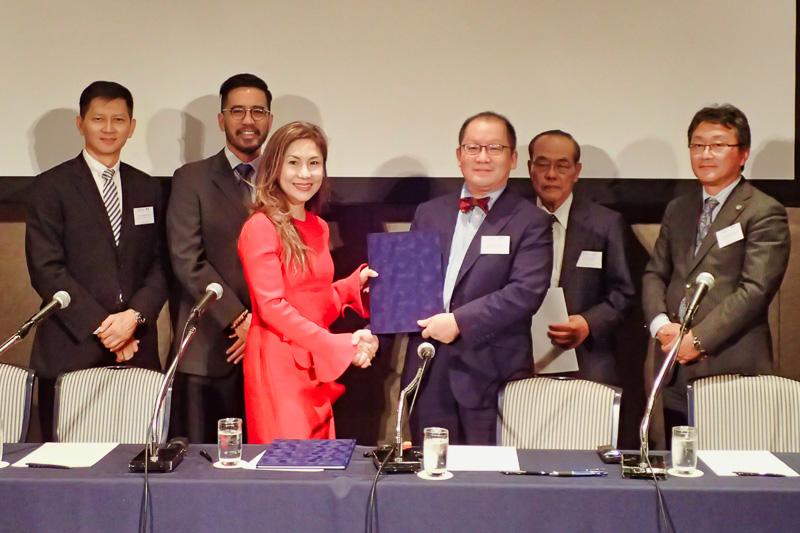 シンガポール国際仲裁センターと協定書締結/JAA Signs Memorandum of Understanding with Singapore International Arbitration Centre (SIAC)
